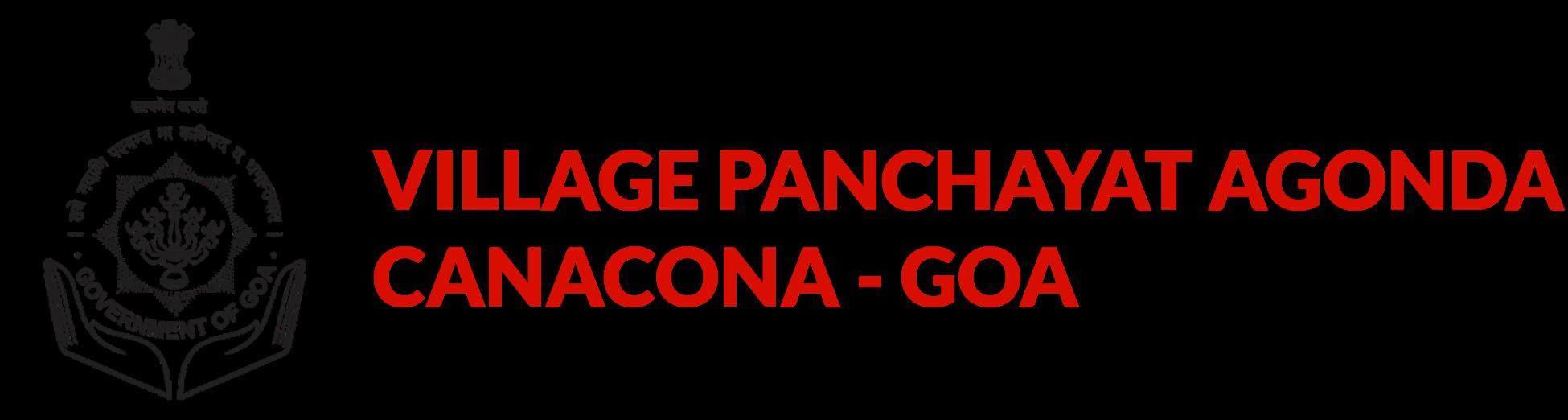 village panchayat agonda